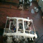 Przegląd w zakresie P4 PowerPack pojazdów typu MC produkcji PESA - PESAPACK VOITH2