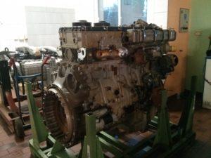 Silnik szkoleniowy MTU seria 1100 1300 1500 w DTS 2