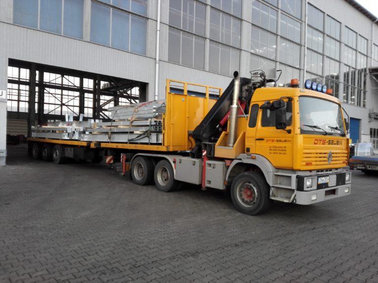 Transport ciężki HDS