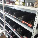 kilka z narzędzi specjalnych dopasowanych do serii naprawianych silników